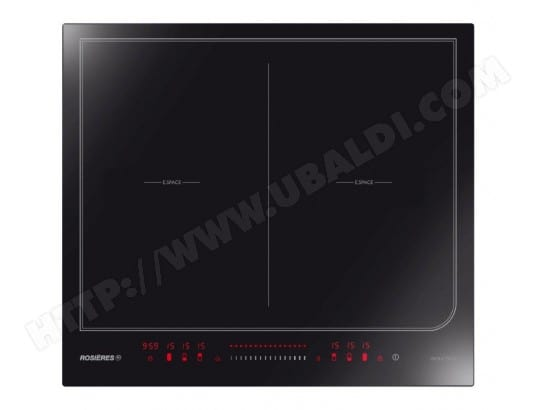 Res6d plaque deballe induction multizone rosieres rosieres for Plaque induction zone libre